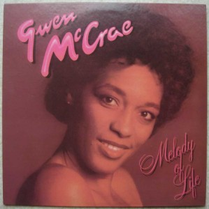 GWEN MCCRAE - Melody of life - LP