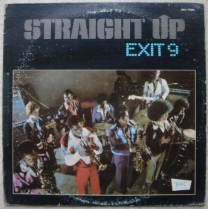 EXIT 9 - Straight up - LP