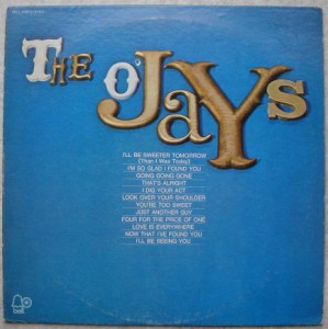 THE O'JAYS - Same - LP