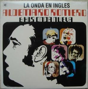 ALDEMARO ROMERO - La onda en ingles - LP