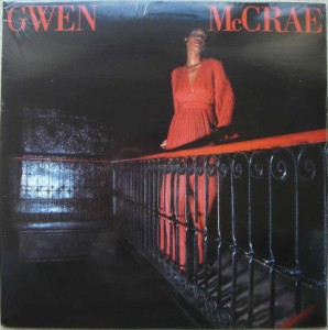 GWEN MCCRAE - Same - LP