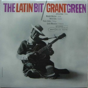 GRANT GREEN - The Latin Bit - LP