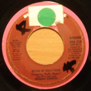NORMAN CONNORS - Betcha by golly wow - 7inch (SP)