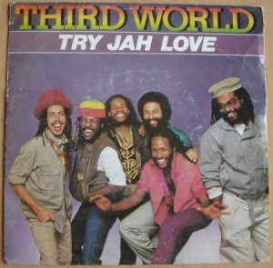 THIRD WORLD - Try Jah love / Inna time like this - 7inch (SP)