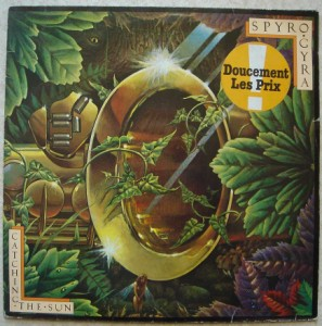 SPYRO GYRA - Catching the sun - LP