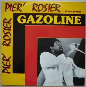 Pier' Rosier et son groupe Gazoline
