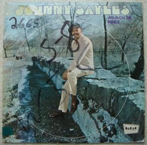 JOHNNY SAYLES - Man on the inside - LP