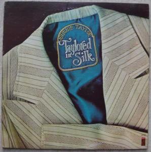 JOHNNIE TAYLOR - Taylored in silk - LP