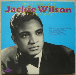 JACKIE WILSON - The complete Jackie Wilson Volume 1 - LP