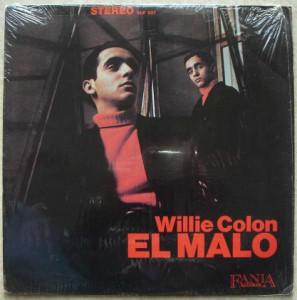 WILLIE COLON - El Malo - LP