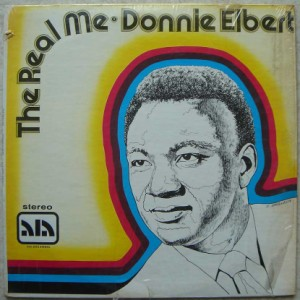 DONNIE ELBERT - The real me - LP