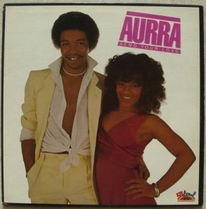 AURRA - Send your love - LP