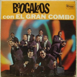 EL GRAN COMBO - Boogaloos con El Gran Combo - LP