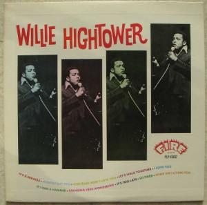 WILLIE HIGHTOWER - Same - LP