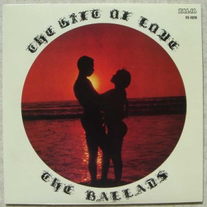 THE BALLADS - The gift of love - LP