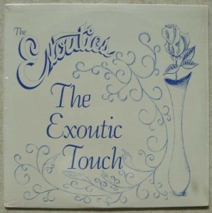 THE EXOUTICS - The exotic touch - LP
