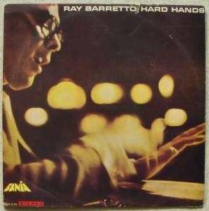RAY BARRETO - Hard hands - LP
