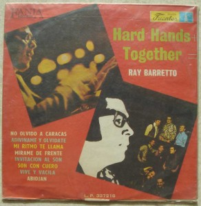 RAY BARRETO - Hard hands + Together - LP