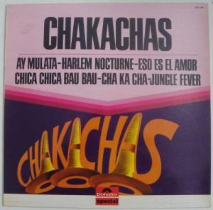 CHAKACHAS - Same - LP