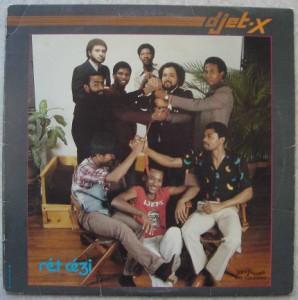 DJET X - Ret Cezi - LP