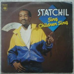 STATCHIL - Sing children sing - 7inch (SP)
