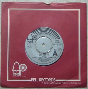 JOHNNY JOHNSON & HIS BANDWAGON - High and dry / Never set me free - 7inch (SP)