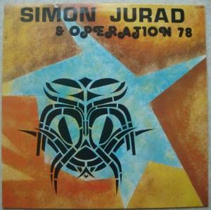 SIMON JURAD & OPERATION 78 - Same - LP