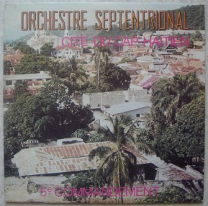 ORCHESTRE SEPTENTRIONAL - 5ème commandement - LP