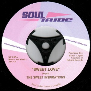 THE SWEET INSPIRATIONS - Sweet love / How can we say goodbye - 7inch (SP)