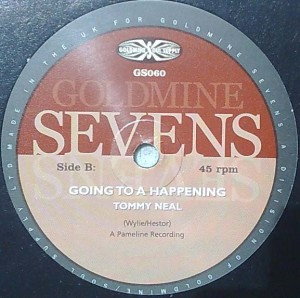 JEANNIE TRACY / TOMMY NEAL - Making new friends / Going to a Happening - 7inch (SP)