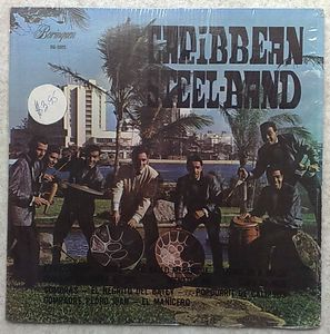 CARIBBEAN STEEL-BAND - Same - LP