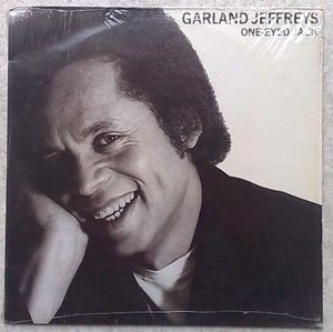 GARLAND JEFFREYS - One-eyed Jack - LP