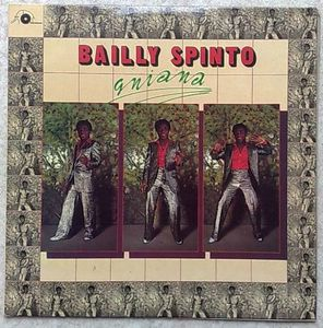 BAILLY SPINTO - Gniana - LP