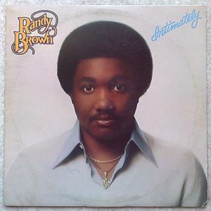 RANDY BROWN - Intimately - LP