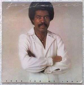 JON LUCIEN - Song for my lady - LP