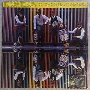 LOS PAPINES - Tasca tasca / Los Barrios … - 7inch (EP)