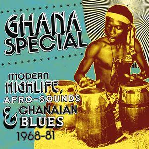 VARIOUS ARTISTS: GHANA SPECIAL - Ghana Special - Modern Highlife, Afro-Sounds & Ghanaian Blues - CD x 2