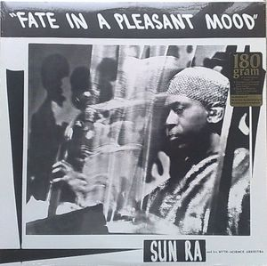 Sun Ra and his Mith-Science Arkestra Fate in a pleasant mood