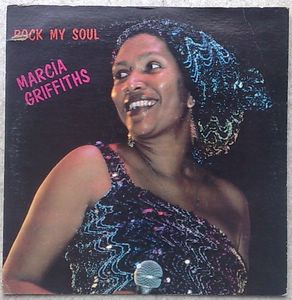 MARCIA GRIFFITHS - Rock my Soul - LP