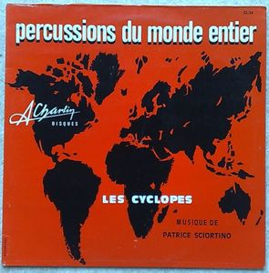 PATRICE SCIORTINO - Les cyclopes - LP
