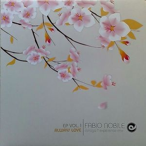 FABIO NOBILE - Always love / Fly to the moon - 12 inch 33 rpm