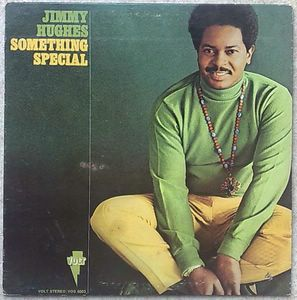 JIMMY HUGUES - Something Special - LP
