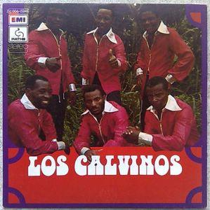 LOS CALVINOS - Mba mona tondi / A dikom di meya - 7inch (SP)