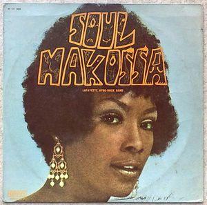 LAFAYETTE AFRO-ROCK BAND - Soul Makossa - LP