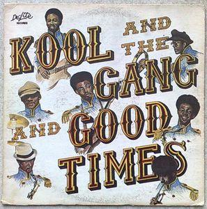 KOOL AND THE GANG - Good times - LP