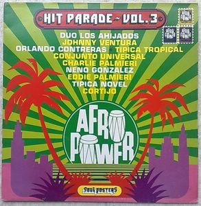 Various (Johnny Ventura, Charlie Palmieri,..) Afro Power Vol. 3