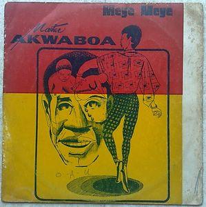 MASTER AKWABOA - Meye meye - LP