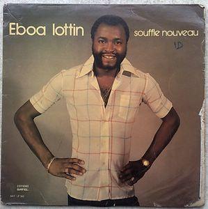 EBOA LOTTIN - Souffle nouveau - LP