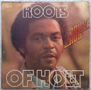 JOHN HOLT - Rootes of Holt - LP