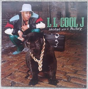 LL COOL J - Walking with a panther - LP